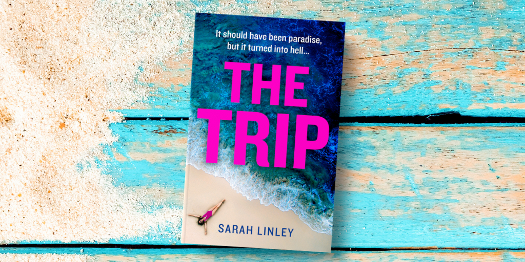 The Trip book cover